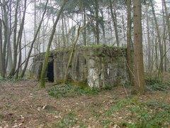 Duitse bunker Scott Post