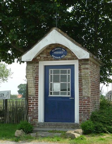 Poperinge Heybrugstraat zonder nummer Wegkapel