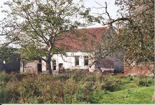 Brugge Lege Moerstraat 3