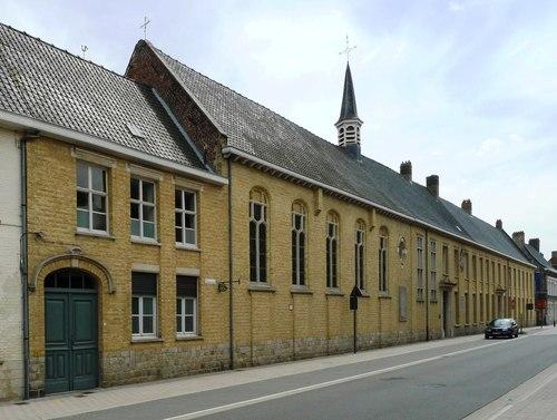 Poperinge Boeschepestraat 12-16