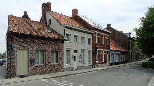 Poperinge Valkestraat 25-27