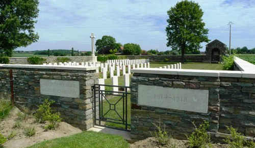 Poperinge Dodemanstraat zonder nummer begraafplaats