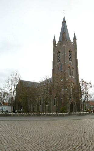 Dorpsstraat z.nr. parochiekerk