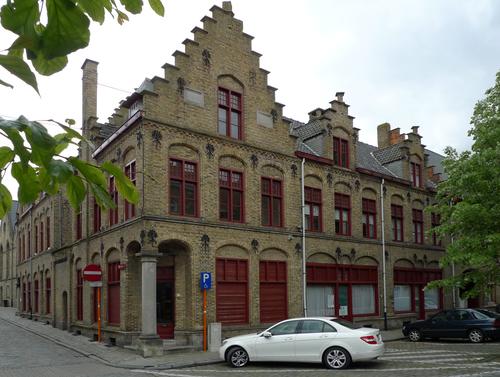 Ieper Boomgaardstraat 15-19