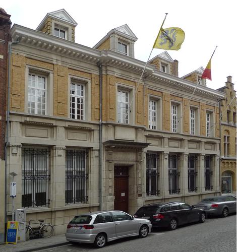 Ieper D'Hondtstraat 13