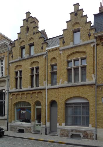 Ieper D'Hondtstraat 15-17