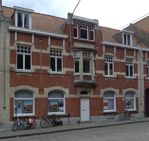 Ieper Janseniusstraat 9