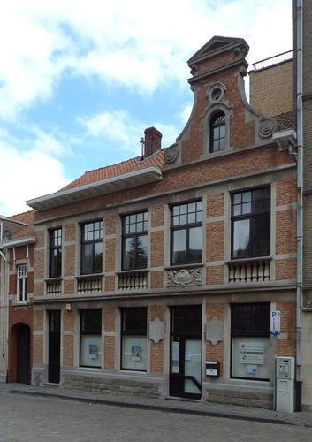 Ieper Janseniusstraat 11