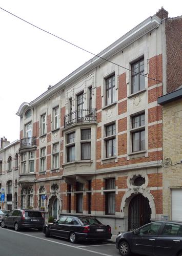 Ieper Korte Torhoutstraat 14-16