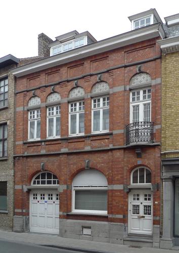 Ieper Korte Torhoutstraat 21
