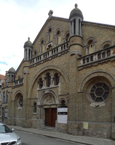 Ieper Paterstraat 5 Kloosterkerk