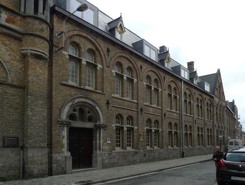 Ieper Paterstraat 5