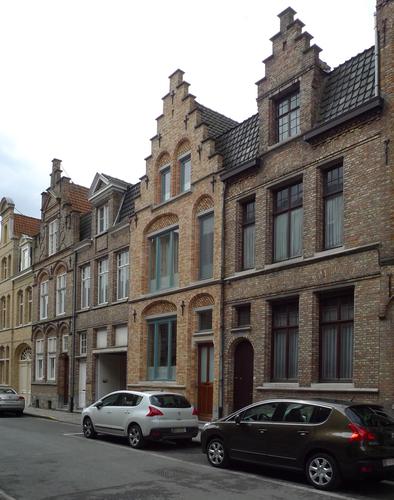 Ieper Paterstraat 14-20