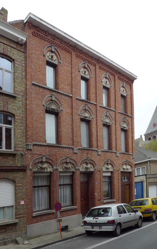 Ieper Rijkeklarenstraat 6
