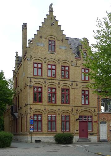 Ieper Rijkeklarenstraat 24
