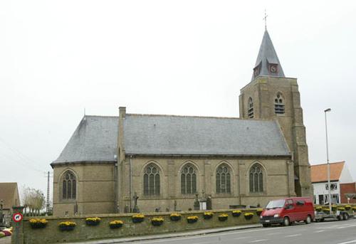 Bruggesteenweg z.nr. parochiekerk