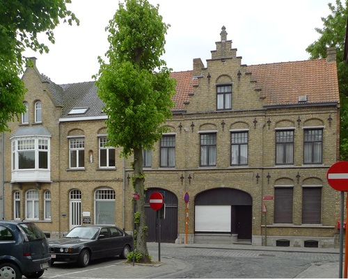 Ieper Sint-Jacobsstraat 20-22