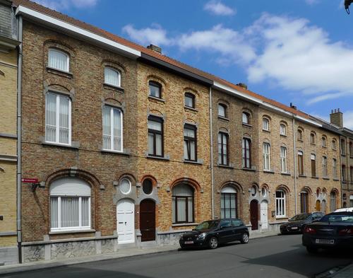 Ieper Slachthuisstraat 30-40