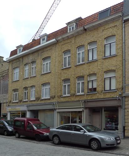 Ieper Stationstraat 4-10