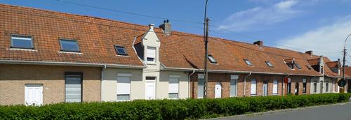 Ieper Zonnebeekseweg 125-137