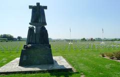 Franse militaire begraafplaats Sint-Charles de Potyze