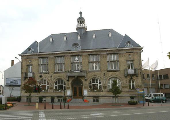 Gemeentehuis van middelkerke erfgoedobjecten for Interieur oostende
