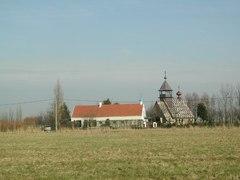 Russisch-Orthodox klooster en kerk