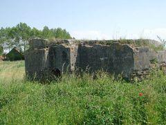 Bunker van de Eerste Wereldoorlog