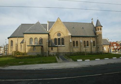 Middelkerke Badenlaan 112 Sint-Theresiakapel