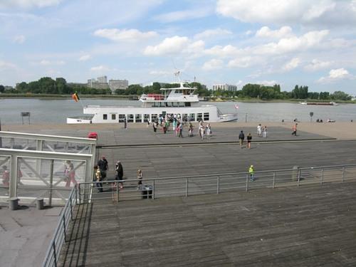 Antwerpen Steenplein  zonder nummer ponton