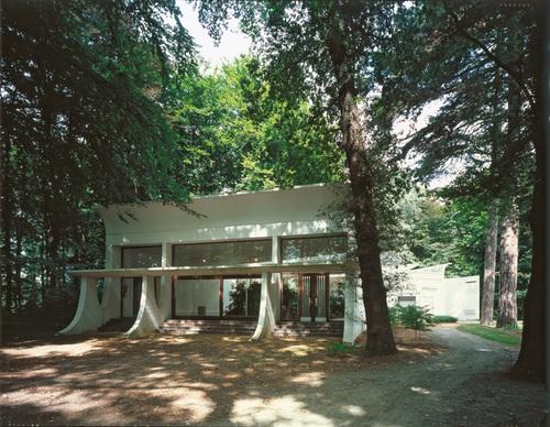 Middelheimlaan_znr_paviljoen