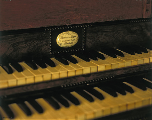 Tongeren Sint-Jansstraat zonder nummer Orgel