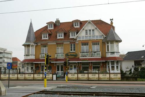 Middelkerke Henri Jasparlaan 150 Villa The Cottage