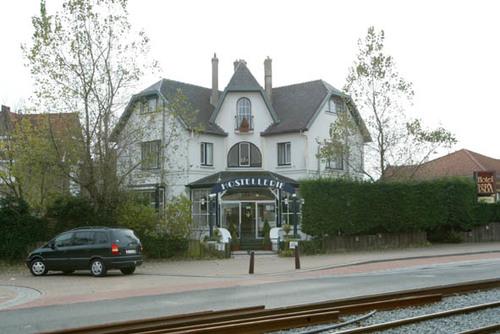 Middelkerke Henri Jasparlaan 148 Villa Hotel Isba