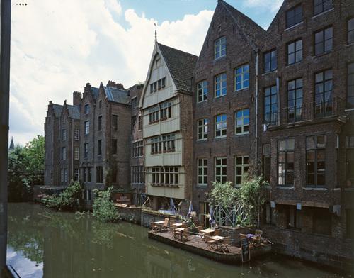 Gent Jan Breydelstraat 12-36