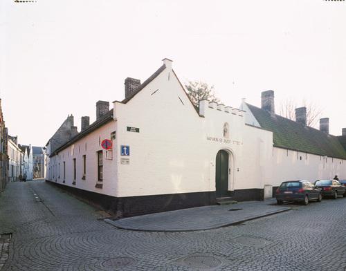 Brugge Nieuwe Gentweg 24-32