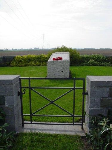 Langemark: Monument Monmouthshire: Overzicht