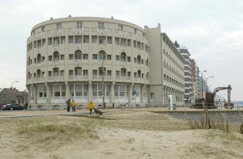Middelkerke Zeedijk 300 Grand Hôtel Belle Vue