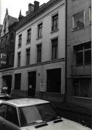 Antwerpen Arenbergstraat 7