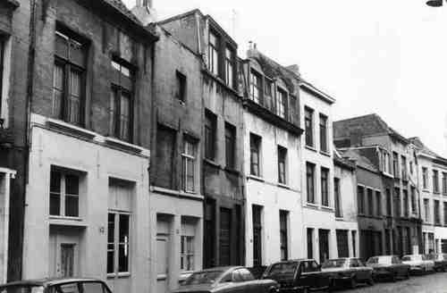 Antwerpen Burchtgracht 19