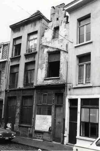 Antwerpen Burchtgracht 31