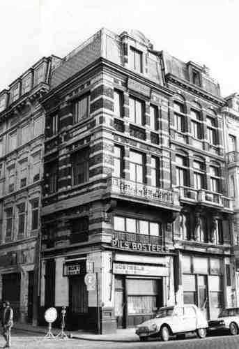 Antwerpen Ernest Van Dijckkaai 15