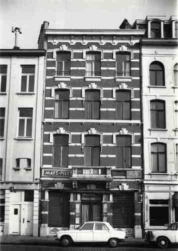 Antwerpen Ernest Van Dijckkaai 30
