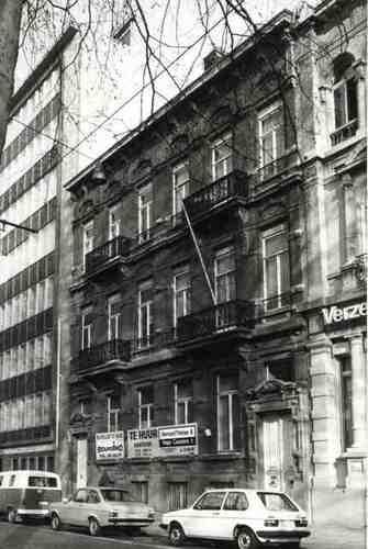 Antwerpen Frankrijklei 75-77