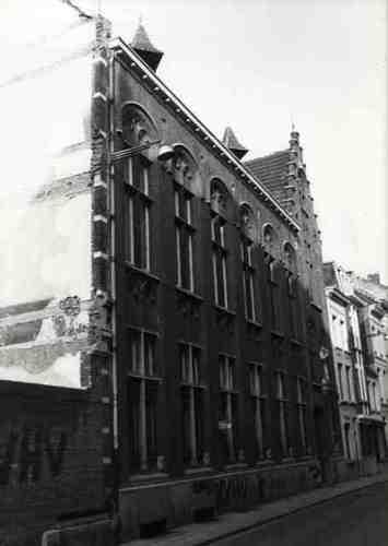 Antwerpen Grote Kauwenberg 18