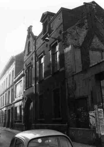 Antwerpen Grote Kauwenberg 28