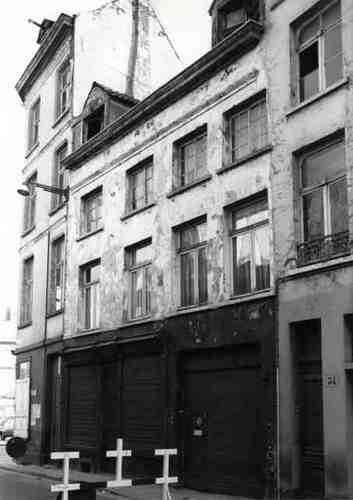 Antwerpen Keistraat 36