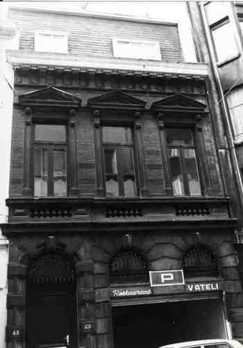 Antwerpen Kipdorpvest 48