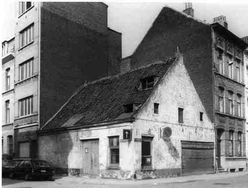 Antwerpen Korte Achteromstraat 2