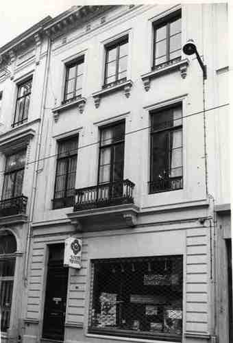 Antwerpen Korte Nieuwstraat 26